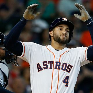 Out of Left Field: Springer suspended for homophobic slur, MLB Power Rankings and much more