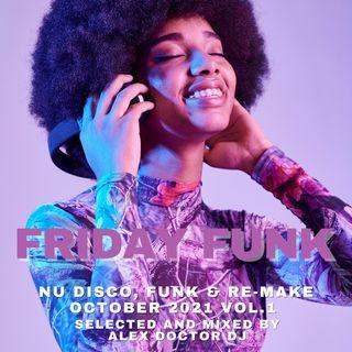 #167 - Nu Disco & Funk - October 2021 - vol.1