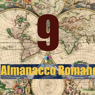 Almanacco romano - 9 maggio