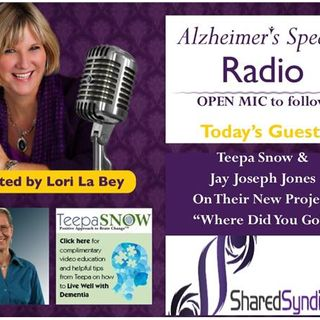 Open Mic On Alzheimer's Speaks Radio - Ringing In The New Year