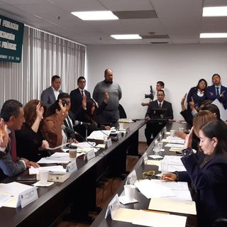 Diputados avalan iniciar juicio político contra Rosario Robles