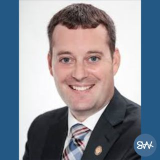 Nova Scotia Liberal Leadership Candidate Randy Delorey