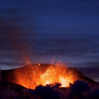Cosmic Queries – Space Volcanoes: Fire and Ice with Natalie Starkey