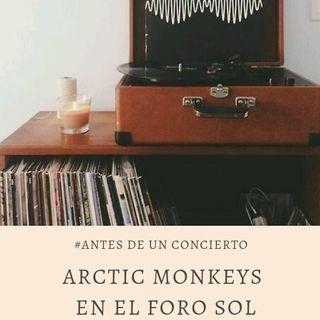 Arctic Monkeys en el Foro Sol