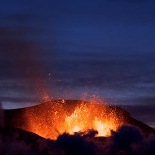 Cosmic Queries – Volcanoes