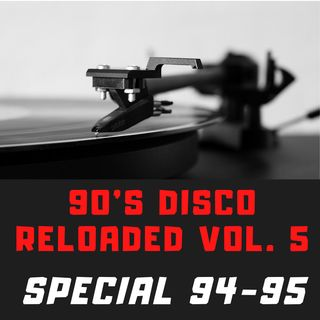 #31 - 90' Dance reloaded vol.5 - special 94-95