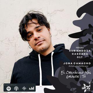 017 - El Obstáculo Más Grande :Tú con Jona Camacho