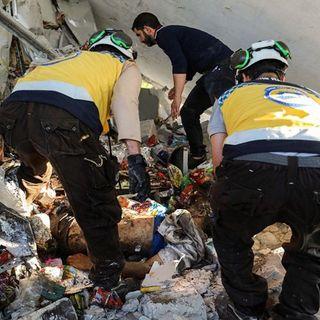 Ataques israelíes a Siria dejan varios muertos.