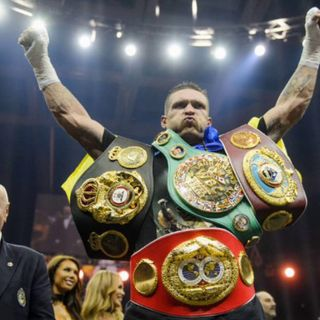Inside Boxing Daily: What's next for Usyk? Lipinets-Peterson, Herring-Ito, Eusebio Pedroza and much more