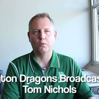 Sports of All Sorts: Tom Nichols from the Dayton Dragons celebrating 20 years