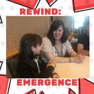 Rewind: Emergence
