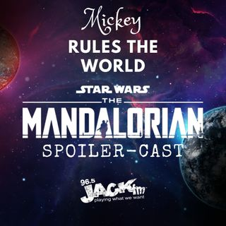 The Mandalorian Spoiler-Cast - Episode 4