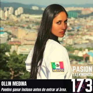 """Ollin Medina """"Puedes ganar incluso antes de entrar al área"""""""