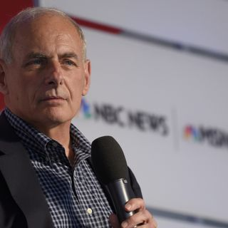Securing the Homeland, Featuring John Kelly