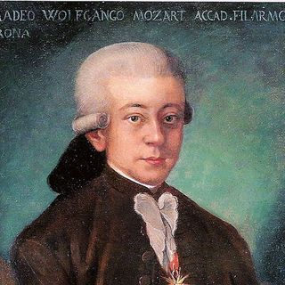 Mozart - Child of Music