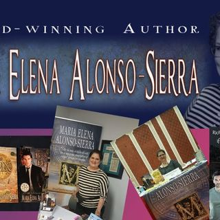 """Coining"" The Market on Historical Fiction! Writer Maria Elena Alonso-Sierra on Hangin With Web Show"