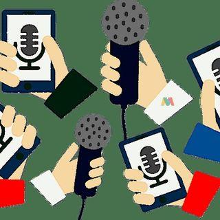 Journalism listening activities