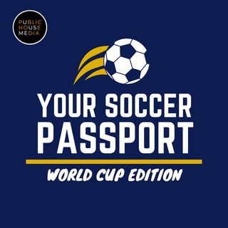 Your Soccer Passport: World Cup Edition