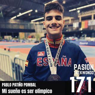 "Pablo Patiño ""Mi sueño es ser olímpico"""