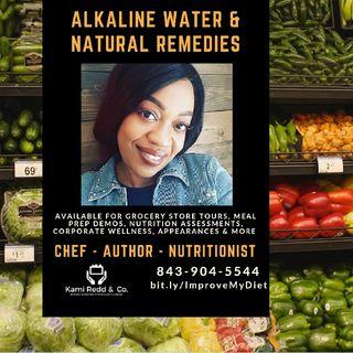 Alkaline Water & Natural Remedies