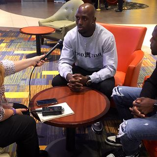 McCourty Twins Talk Social Justice At 'Just Mercy' Screening