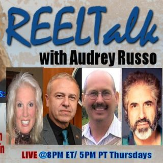 REELTalk: Bestselling Authors Daphne Barak and Erbil Gunasti, Islamic Scholar Dr. Andrew Bostom, Conservative Photog Barry Morgenstein