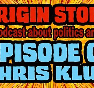 Origin Stories - 012 - Former NFL Punter Chris Kluwe