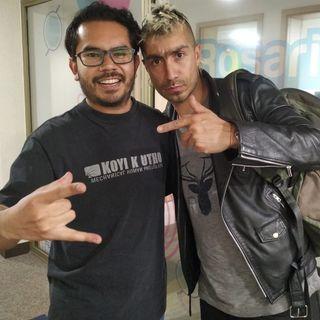 Pornomotora visitó 'Aleaciones del Metal' para hablar sobre el Tattoo Music Fest 2019