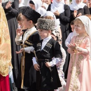 I bambini del Caucaso