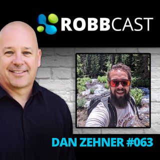 E063 Dan Zehner Is Launching a Startup for People to Experience the Epic Adventure of Outdoor Life