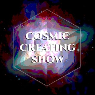 """Cosmic Creating Show"" 122918 - Nancy Hopkins"