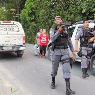 El regreso de America Latina - Guerra nel carcere di Manaus