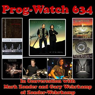 Episode 634 - In Conversation with Mark Zonder and Gary Wehrkamp