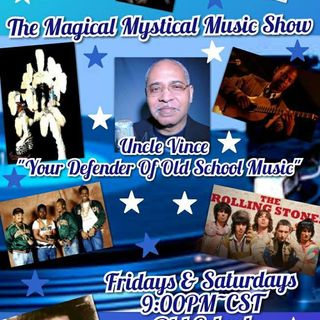 The Magical Mystical Music Show 7-10-2020