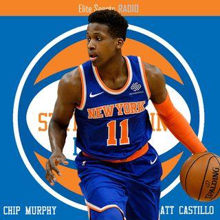 Knicks State of Mind Podcast: Frank Ntilikina On NBA Transition, LeBron James