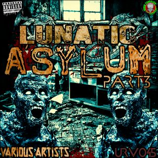 The Forsaken Throne - (Lunatic Asylum Part. 3 - Various artists (Urban Vandalism Records)