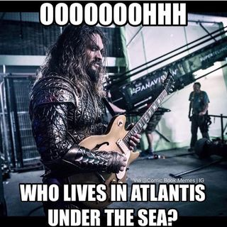 Movie Reviews -Aquaman