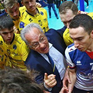 Champions League: Velasco dopo la sconfitta con la Lube