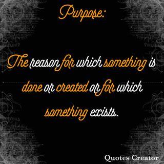 Episode 4: Understanding Purpose