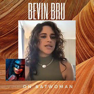 Bevin Bru On Batwoman