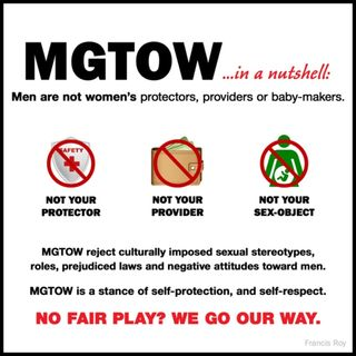 Why men should go MGTOW