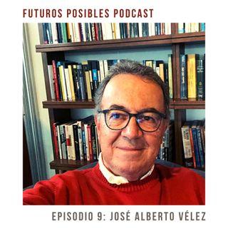 Ep. 09: Aprender a lo largo de la vida, con José Alberto Vélez