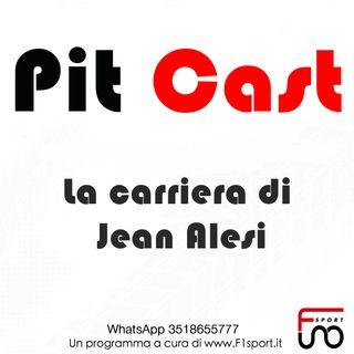 F1 - Pit Cast - La Storia: Jean Alesi