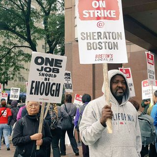 Union President: Yankees 'Spit On Us' By Crossing Picket Line
