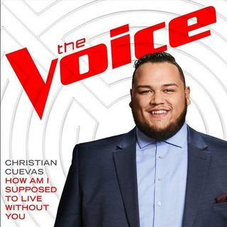 Christian Cuevas From NBC's The Voice