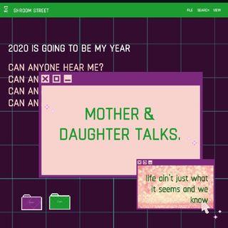 Intro To Mom & Daughter Talks