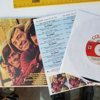 Side 1 & 2 Monkees, The (1966) Jukebox EP for sale on ebay User ID: plantlover 6