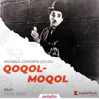 Charlie Chaplin-in ən sevdiyi yeməklər | Qoqol-moqol #23