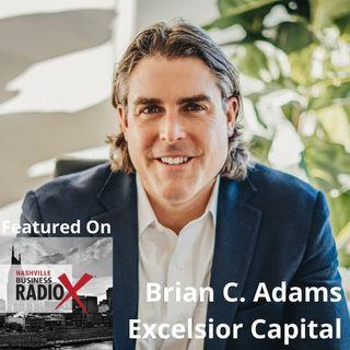 Brian C. Adams, Excelsior Capital