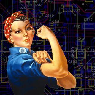 TRBR #046 - Mulheres na tecnologia (Tech Women).